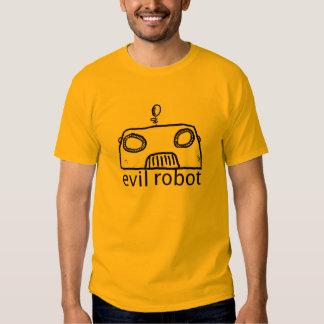 Evil Robot T-shirt