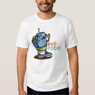 Evil Robot T Shirt