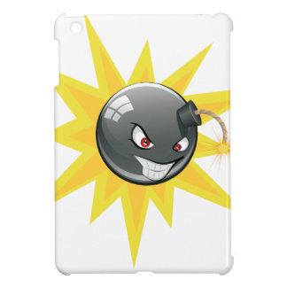 Evil Round Bomb Cover For The iPad Mini