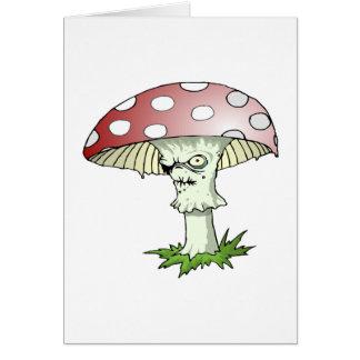 Evil Shroom Card