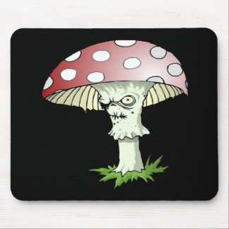 Evil Shroom Mouse Pad