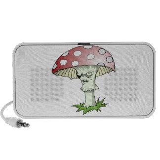Evil Shroom Notebook Speaker