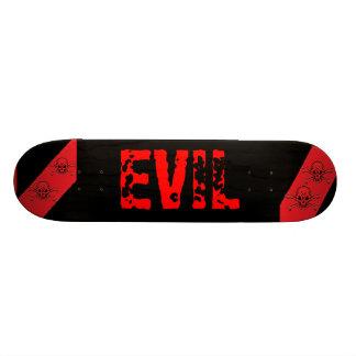 Evil Skateboard Deck