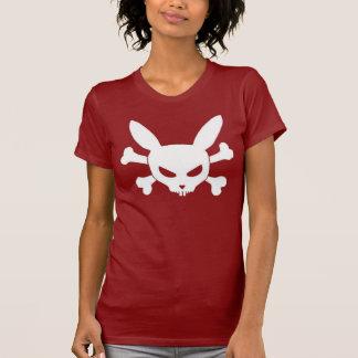 Evil Skull Bunny T Shirts