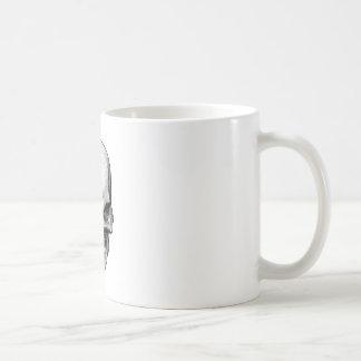 Evil Skull Face Coffee Mug