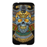Evil Skull with Guns and Bullets by Al Rio Case For Galaxy S5