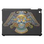 Evil Skull with Guns and Bullets by Al Rio Case For The iPad Mini