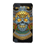 Evil Skull with Guns and Bullets by Al Rio iPod Touch 5G Cases