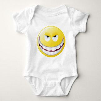 Evil Smiley Face T Shirt