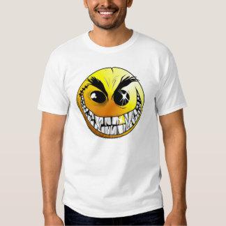 Evil Smiley T Shirt