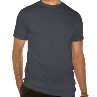 evil smirking kettlebell tshirt