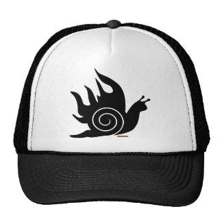 Evil Snail Trucker Hat