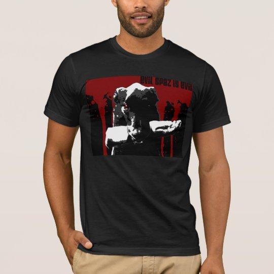 Evil Spaz is Evil T-Shirt