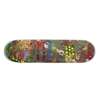 Evil Spirit Guide Skateboard