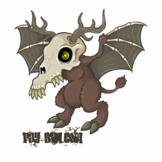 Evil Spirit Guide Statuette