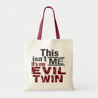 Evil Twin bag - choose style & color