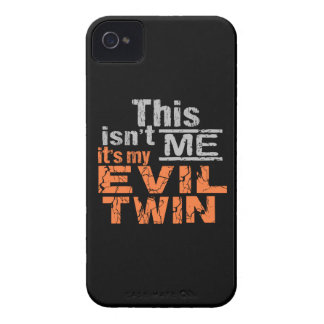 Evil Twin Blackberry Bold case