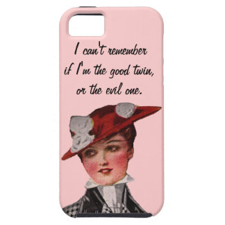 Evil Twin iPhone 5 Cases