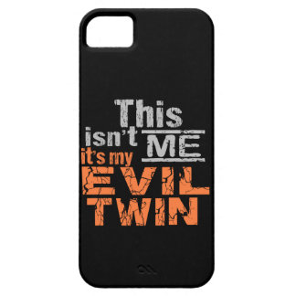 Evil Twin iPhone 5 case-mate