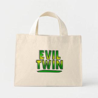 Evil Twin Mini Tote Bag