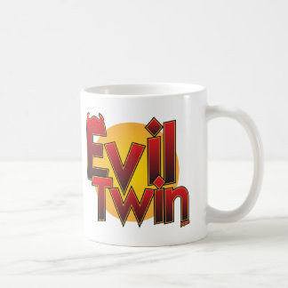 Evil Twin Classic White Coffee Mug