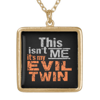 Evil Twin necklace