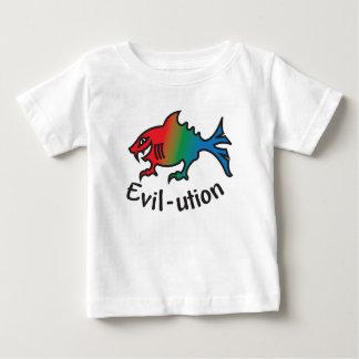 evil-ution baby T-Shirt