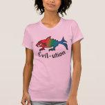 evil-ution shirts