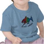 evil-ution tshirt