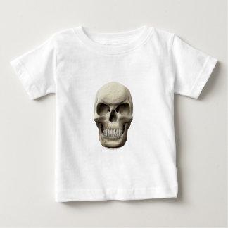 Evil Vampiric Skull Baby T-Shirt