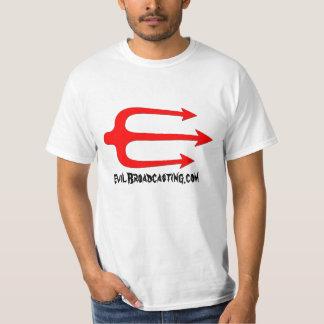 Evil White 2 sided T-Shirt