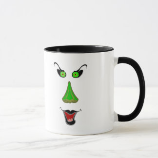 Evil Wicked Witch - Halloween Coffee Mugs