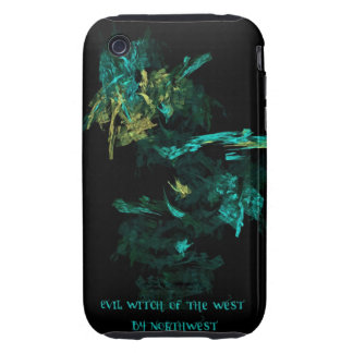 Evil witch of the ... tough iPhone 3 cover