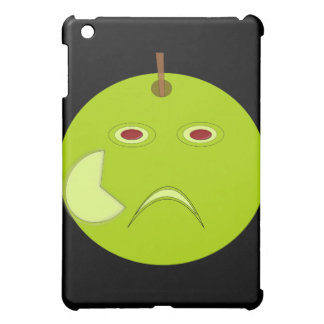 Evil with Scar Halloween  Cover For The iPad Mini