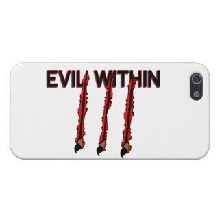 Evil Within Claw Marks Case For iPhone SE/5/5s
