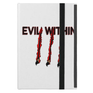 Evil Within Claw Marks iPad Mini Case