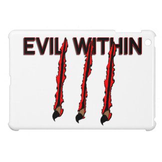 Evil Within Claw Marks iPad Mini Cover