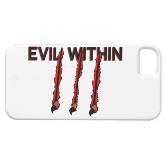 Evil Within Claw Marks iPhone SE/5/5s Case