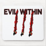 Evil Within Mouse Pad