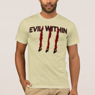 Evil Within Tee Shirt