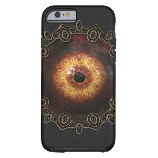 Evil zombie eye iphone case tough iPhone 6 case