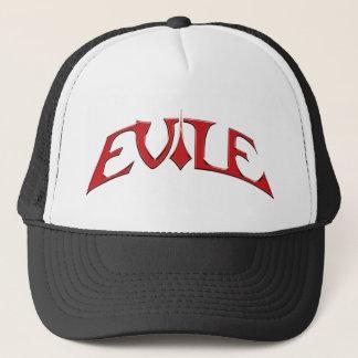Evile logo hat