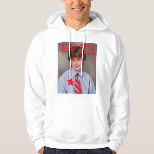 evilfauxchris.psd hoodie