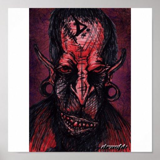 evilnightmare1.j poster