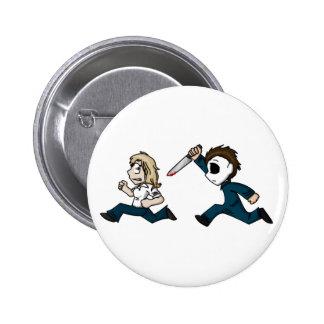 Evilontwolegs.com caricatures button