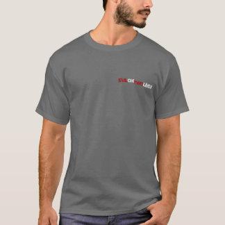 evilontwolegs.com original logo shirt