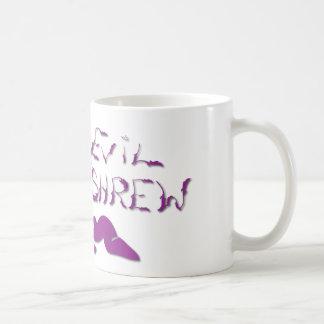 EvilShrew Coffee Mugs