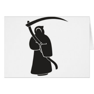 Evilution Reaper Card