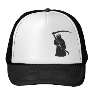 Evilution Reaper Trucker Hat
