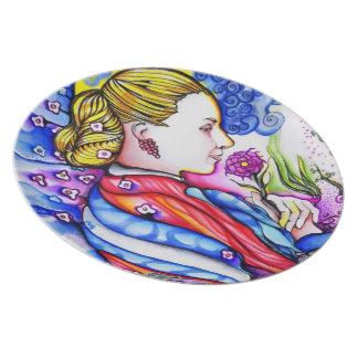 Evita Plates